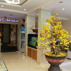 Ngoc Minh Hotel банкомат