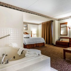 Отель Clarion Inn Chattanooga США, Чаттануга - отзывы, цены и фото номеров - забронировать отель Clarion Inn Chattanooga онлайн спа