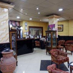 Отель Amman Pasha Hotel Иордания, Амман - отзывы, цены и фото номеров - забронировать отель Amman Pasha Hotel онлайн интерьер отеля фото 3
