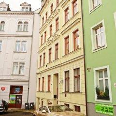Отель Libušina Apartments Чехия, Карловы Вары - отзывы, цены и фото номеров - забронировать отель Libušina Apartments онлайн городской автобус