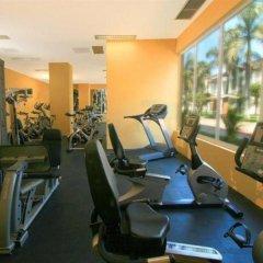 Krystal Hotel & Beach Resort Vallarta фитнесс-зал фото 2