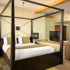 Отель ROOMZZZ Манчестер комната для гостей фото 4