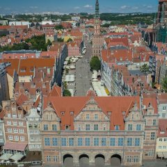 Отель Holland House Residence Old Town пляж фото 2