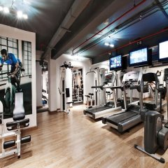 Movenpick Hotel Hanoi Ханой фитнесс-зал