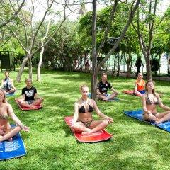 Belconti Resort Hotel - All Inclusive фитнесс-зал фото 4