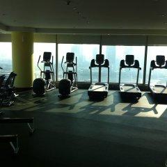 Отель Jumeirah Living - World Trade Centre Residence фитнесс-зал