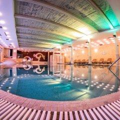 Отель Dwór Oliwski City Hotel & SPA Польша, Гданьск - 2 отзыва об отеле, цены и фото номеров - забронировать отель Dwór Oliwski City Hotel & SPA онлайн бассейн