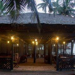 Отель Anomabo Beach Resort питание