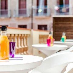 Отель Exe Ramblas Boqueria Испания, Барселона - 2 отзыва об отеле, цены и фото номеров - забронировать отель Exe Ramblas Boqueria онлайн балкон
