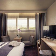 Отель Mercure Paris Porte de Versailles Expo комната для гостей