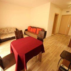 Отель Menada Tarsis Apartments Болгария, Солнечный берег - отзывы, цены и фото номеров - забронировать отель Menada Tarsis Apartments онлайн комната для гостей