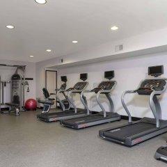 Отель Homewood Suites By Hilton Columbus Polaris Oh Колумбус фитнесс-зал