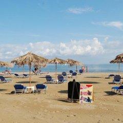 Отель Apollo Hotel 1 Греция, Георгиополис - отзывы, цены и фото номеров - забронировать отель Apollo Hotel 1 онлайн пляж фото 2