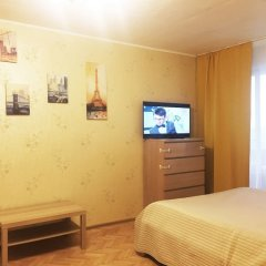 Апартаменты Apartment Hanaka on 9ya Parkovaya комната для гостей фото 2