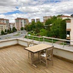 Zirve Deluxe Rezidans Турция, Кайсери - отзывы, цены и фото номеров - забронировать отель Zirve Deluxe Rezidans онлайн балкон