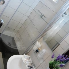 Отель ABAY Римини ванная