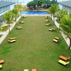 Отель Coco Royal Beach Resort - Waskaduwa балкон