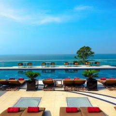 Отель Centara Grand Phratamnak Pattaya бассейн фото 3