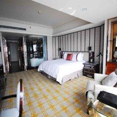 Shan Dong Hotel 4* Улучшенный номер с различными типами кроватей