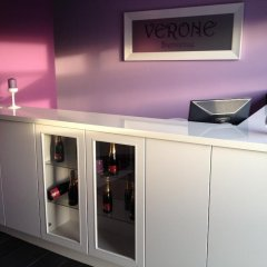Отель Guest House Verone Rocourt Льеж удобства в номере