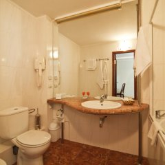 Гостиница Ингул ванная фото 2