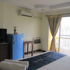 Отель Pius Place комната для гостей фото 3