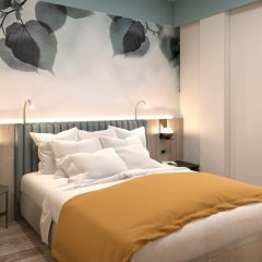 Отель Regina Elena 57 & Oro Bianco Spa Италия, Римини - 2 отзыва об отеле, цены и фото номеров - забронировать отель Regina Elena 57 & Oro Bianco Spa онлайн комната для гостей