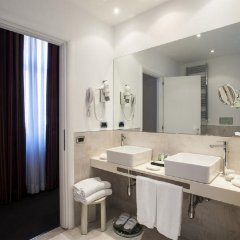 Отель Sina Bernini Bristol Италия, Рим - 1 отзыв об отеле, цены и фото номеров - забронировать отель Sina Bernini Bristol онлайн ванная