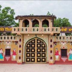 Отель Chokhi Dhani Resort Jaipur пляж