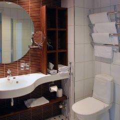 Отель Imatran Kylpylä Финляндия, Иматра - 14 отзывов об отеле, цены и фото номеров - забронировать отель Imatran Kylpylä онлайн ванная