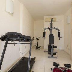 Отель Gallipoli Resort Италия, Галлиполи - отзывы, цены и фото номеров - забронировать отель Gallipoli Resort онлайн фитнесс-зал