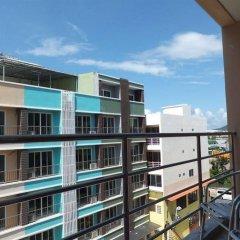 Отель Islanda Garden Home балкон