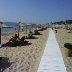 Отель Apart Hotel Eden Болгария, Генерал-Кантраджиево - отзывы, цены и фото номеров - забронировать отель Apart Hotel Eden онлайн пляж фото 2