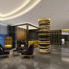 Отель Dorsett City London интерьер отеля