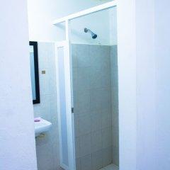 Отель La Casa Del Gato Мексика, Канкун - отзывы, цены и фото номеров - забронировать отель La Casa Del Gato онлайн ванная фото 5