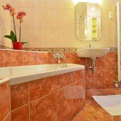 Апартаменты AJO Apartments Messe ванная фото 2