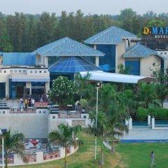 Отель Dee Marks Hotel & Resorts Индия, Нью-Дели - отзывы, цены и фото номеров - забронировать отель Dee Marks Hotel & Resorts онлайн фото 3