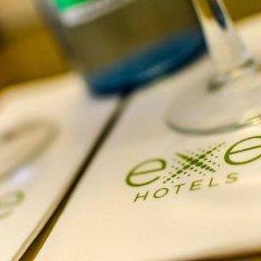Отель Exe Almada Porto Порту фитнесс-зал