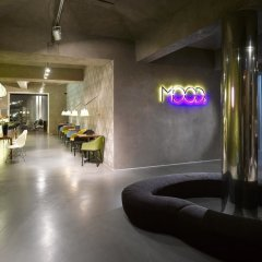 MOODs Boutique Hotel интерьер отеля