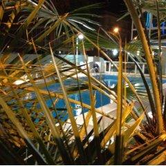 Отель Bagli - Cristina Италия, Римини - отзывы, цены и фото номеров - забронировать отель Bagli - Cristina онлайн пляж фото 2