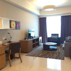 Отель Somerset Vista Ho Chi Minh City комната для гостей фото 5