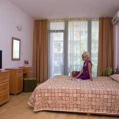 Апартаменты Sunny Beach Rent Apartments - Trakia Plaza комната для гостей фото 3