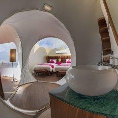 Отель Petra Bubble Luxotel ванная