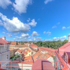 Отель Vilnia Литва, Вильнюс - отзывы, цены и фото номеров - забронировать отель Vilnia онлайн балкон
