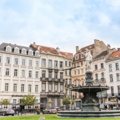 Отель Pillows Grand Hotel Place Rouppe Бельгия, Брюссель - 2 отзыва об отеле, цены и фото номеров - забронировать отель Pillows Grand Hotel Place Rouppe онлайн фото 3
