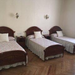 Отель Hostal Galaico Испания, Мадрид - отзывы, цены и фото номеров - забронировать отель Hostal Galaico онлайн комната для гостей фото 3