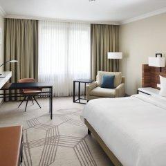 Prague Marriott Hotel комната для гостей фото 5
