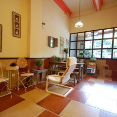 Отель Shanghai Soho Bund International Youth Hostel Китай, Шанхай - отзывы, цены и фото номеров - забронировать отель Shanghai Soho Bund International Youth Hostel онлайн интерьер отеля