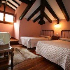Отель El Caserío Камалено сейф в номере