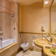 Отель Albergo Ottocento Италия, Рим - 1 отзыв об отеле, цены и фото номеров - забронировать отель Albergo Ottocento онлайн ванная